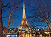 eiffel tower jigsaw puzzle, clementoni yesterday collection, 2000 pieces