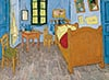 van-gogh-room-arles,Arles Room painting by Vincent VanGogh Jigsaw Puzzels 3000Pieces museum collection