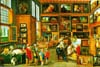 JacobJordaens flemish painter collection painting jigsaw puzzle clementoni 4000 Pieces # 345014