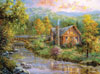 Clementoni Jigsaw Puzzle 4000 Pieces Peaceful Grove # 34512 Painter of Light