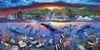 Clementoni's largest jigsaw puzzle 13200 pieces lahaina vision painted by lassen