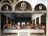 leonardo da Vinci's last supper painting,  13200 pieces puzzle by clementoni Puzzle