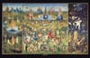 Bosch's painting The Garden of Earthly Delights 1000 Piece Jigsaw Puzzle Clementoni 1000Pieces