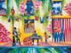 ron mondz street music art deco as 1000 Piece Puzzle by RavensburgerJigsawPuzzles Puzzle