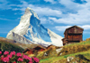 matterhorn-multimedia,clementoni jigsaw puzzle 1000 pieces of matterhorn cervino, multimedia graphics effects music free d