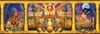 egyptian-triptych-panorama,Clementoni Jigsaw Puzzle 1000 Pieces egyptian triptych ciro marchetti 2010