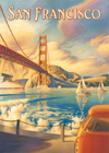 san-francisco-fantasy-art,Jigsaw Puzzle Clementoni 1000 Pieces san francisco JigsawPuzzle Clementoni Puzzel Art Fantasy