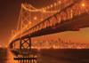 San Francisco flourescent jigsaw puzzle, clementoni 1000 pieces puzzle