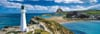 new zealand lighthouse jigsaw puzzle by clementoni, 1000 pieces # 39176 Puzzle