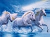 clementoni jigsaw puzzles, majestic stallion, 1000 pieces, ravensburger