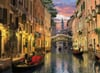 Venezia, Romantic Italy, 1000 Piece Jigsaw Puzzle # 39218 made by Clementoni Italian Puzzle Makers
