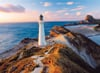 new zealand lighthouse jigsaw puzzle by clementoni, 1000 pieces # 39236