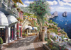 capri,Clementoni Jigsaw Puzzle 1000 Pieces Capri # 392575