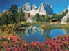 Passo Pordoi with a view to Sassolungo jigsaw puzzle clementoni 1000 Pieces # 39273 Puzzle