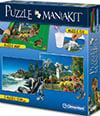 Jigsaw Puzzle Clementoni 2000 Pieces AutumnEvening JigsawPuzzle Ravensburger Division Quality