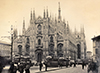 Milano in 1910 by Clementoni Jigsaw Puzzle 1000 pieces Puzzle