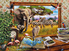 1000 Piece jigsaw puzzle titles come to life made by Clementoni item # 39296 Italian Made