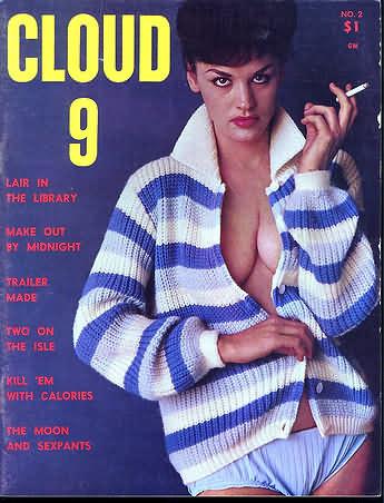 Cloud 9 # 2 magazine back issue Cloud 9 magizine back copy