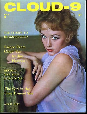 Cloud 9 # 6 magazine back issue Cloud 9 magizine back copy