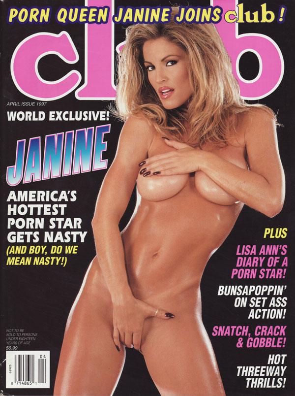 Porn star magazine