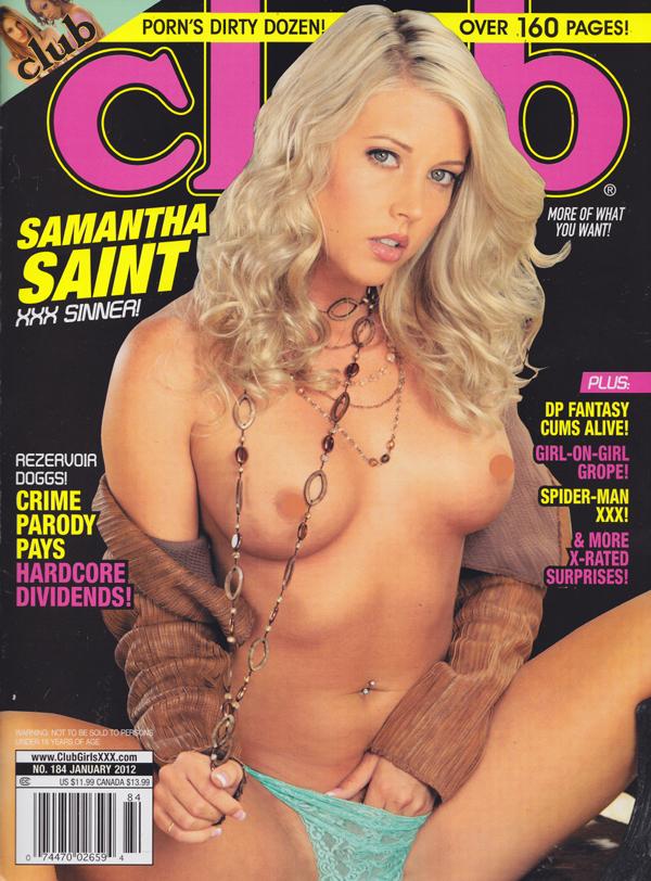 Club xxx magazine, jennifer aniston full nude