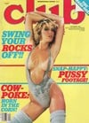 Suze Randall Club December 1984 magazine pictorial