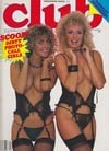Suze Randall Club January 1985 magazine pictorial