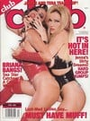 Janine & Tera Patrick magazine cover Appearances Club April 2002
