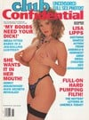 Lisa Lipps Club Confidential November 1993 magazine pictorial