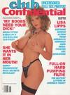 Lisa Lipps Club Confidential November 1993 magazine pictorial