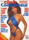 Janine Lindemulder Club Confidential July 1994 magazine pictorial