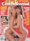 Suze Randall Club Confidential December 1995 magazine pictorial