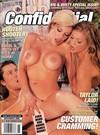 Carol & Anita magazine cover Appearances Club Confidential November 2006