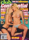 Club Confidential Magazine Back Issues of Erotic Nude Women Magizines Magazines Magizine by AdultMags