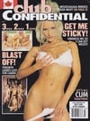Club Confidential Canada Magazine Back Issues of Erotic Nude Women Magizines Magazines Magizine by AdultMags