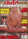 Club Confidential Canada February 2002 magazine back issue
