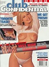 Club Confidential Canada August 2002 magazine back issue