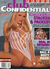 Club Confidential Canada October 2002 magazine back issue