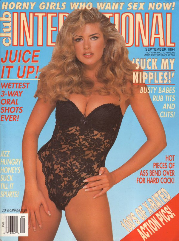 1994 adult magazine archive