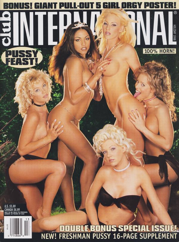 magazine international adult