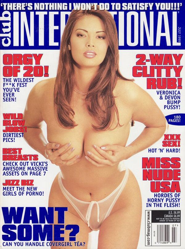 Something is. International club magazine nude