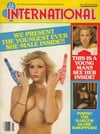 Suze Randall Club International May 1982 magazine pictorial
