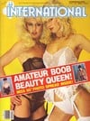 Suze Randall Club International April 1984 magazine pictorial