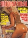 Ginger Allen Club International February 1987 magazine pictorial