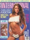Ginger Allen Club International July 1988 magazine pictorial