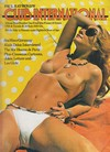 club international back issues uk edition 1975 hot sexy sunbathing beauties german sex wave naughty  Magazine Back Copies Magizines Mags