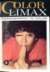 Color Climax # 6 magazine back issue