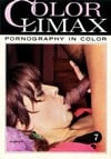 Color Climax # 7 magazine back issue