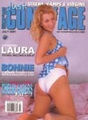 Just Come of Age July 2001 magazine back issue