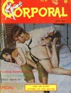 Corporal # 45 magazine back issue